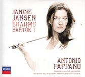 Brahms & Bartok (Violin Concertos)