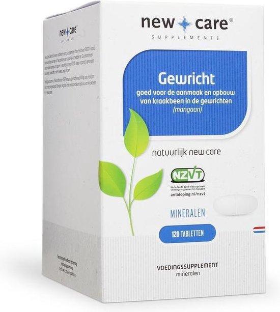 New Care Gewricht - 120 tabletten - Voedingssupplement