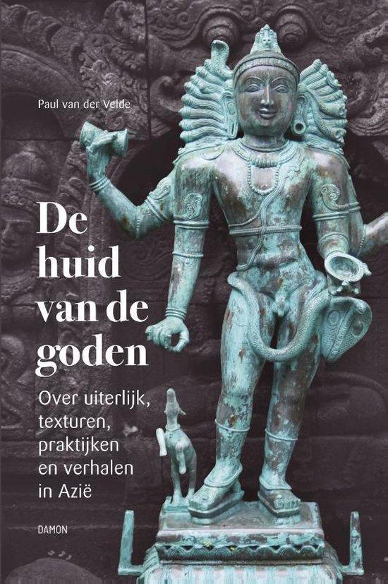 Boek cover De huid van de goden van Paul van der Velde (Hardcover)