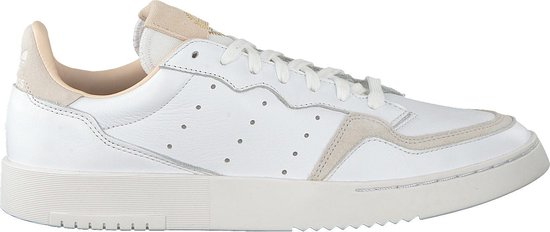 Adidas Dames Sneakers Supercourt W - Wit - Maat 46