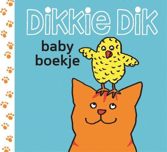 Boek cover Dikkie Dik  -   Dikkie Dik Babyboekje van Jet Boeke (Paperback)