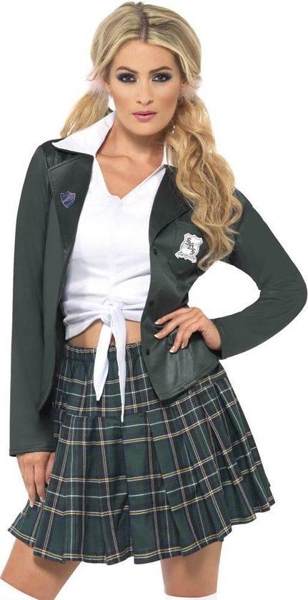 Schoolmeisjes kostuum voor vrouwen - Volwassenen kostuums