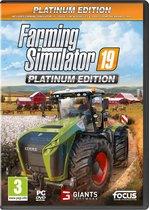 Farming Simulator 19: Platinum Edition - PC