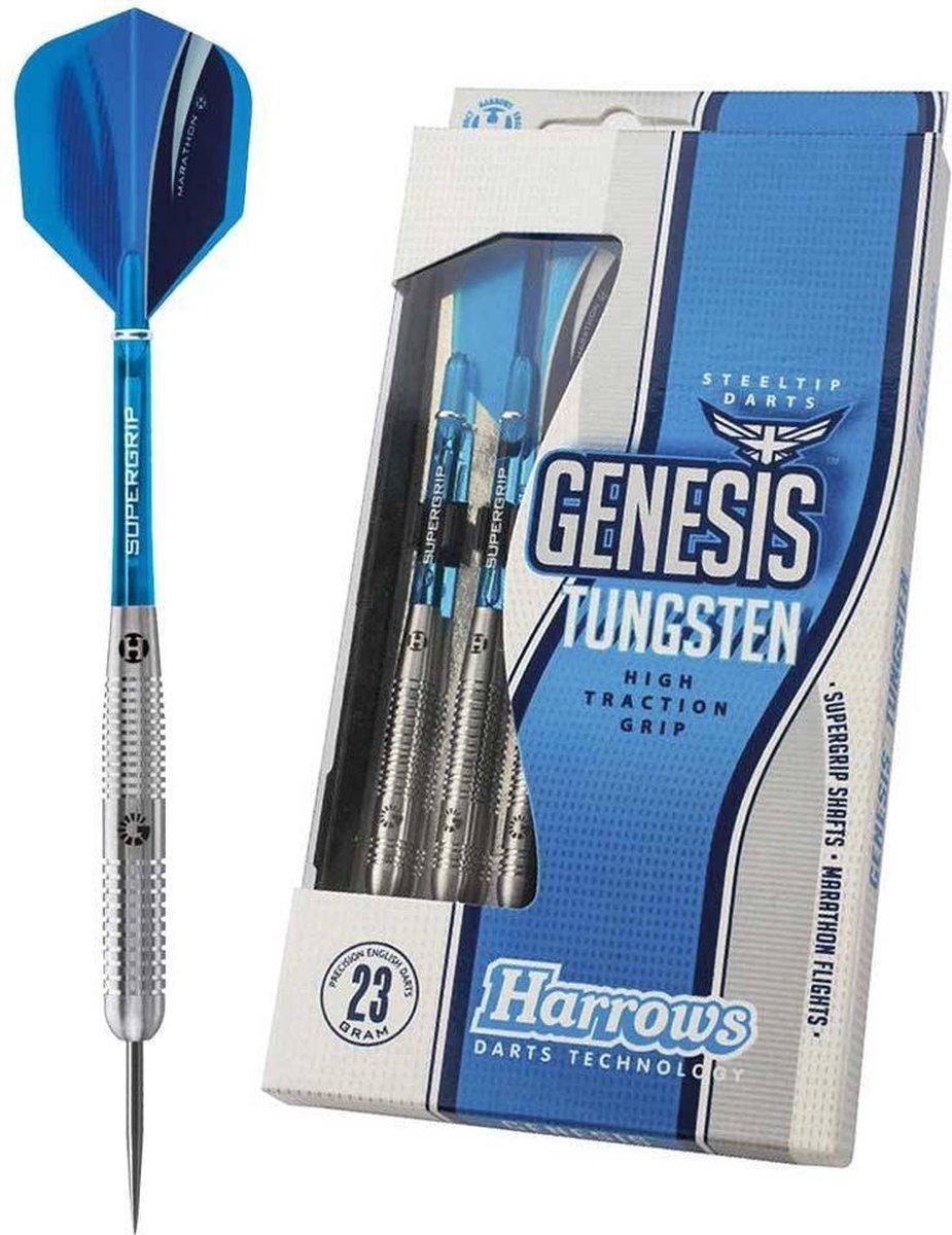 Harrows Genesis 60% Tungsten Dartpijlen 25 gram