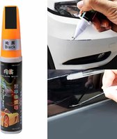 Auto Kras Reparatie Auto Care Kras Remover Onderhoud Verf Verzorging Auto Paint Pen (zwart)