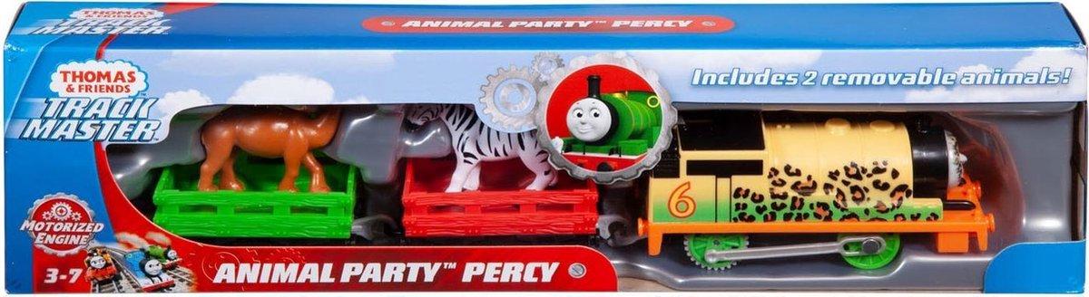 Fisher-price Thomas De Trein Track Master - Animal Party 5-delig prijzen vergelijken. Klik voor vergroting.