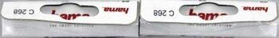 Hama Fotohoekjes dispenser 2x500 stuks - Hama