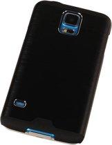 Wicked Narwal | Lichte Aluminium Hardcase voor Samsung Galaxy V G313H Zwart