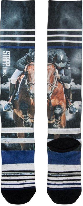 2-Pack STAPP HORSE Limited Edition Paardrijsokken Ruiter 33901 700 voor Dames - Maat 39-42