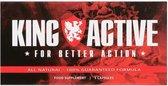 King Active - 5 capsules - Libidopil 100% natuurlijk | Erectiepillen | Erectie Booster