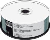 MediaRange CD-R 800 MB Inkjet Printable 25 stuks