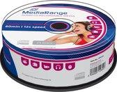 CD-R MediaRange 80Min AUDIO Cake25