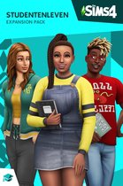 De Sims 4: Studentenleven - Expansion Pack - Windows + MAC - Code in a Box