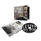 CD cover van Letter To You van Bruce Springsteen