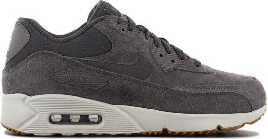 Nike Air Max 90 Ultra 2.0 Ltr Sneakers Maat 42.5 Mannen grijswit
