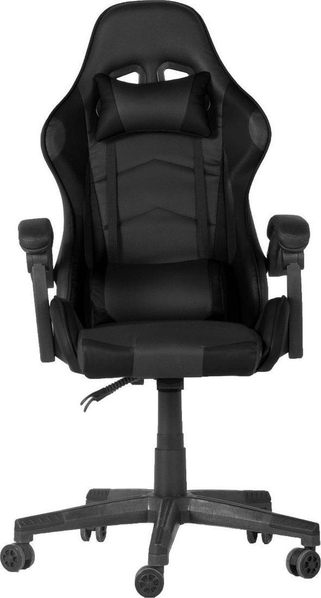 Goets Gamestoel Michael - Gaming Stoel - Gaming Chair - Zwart