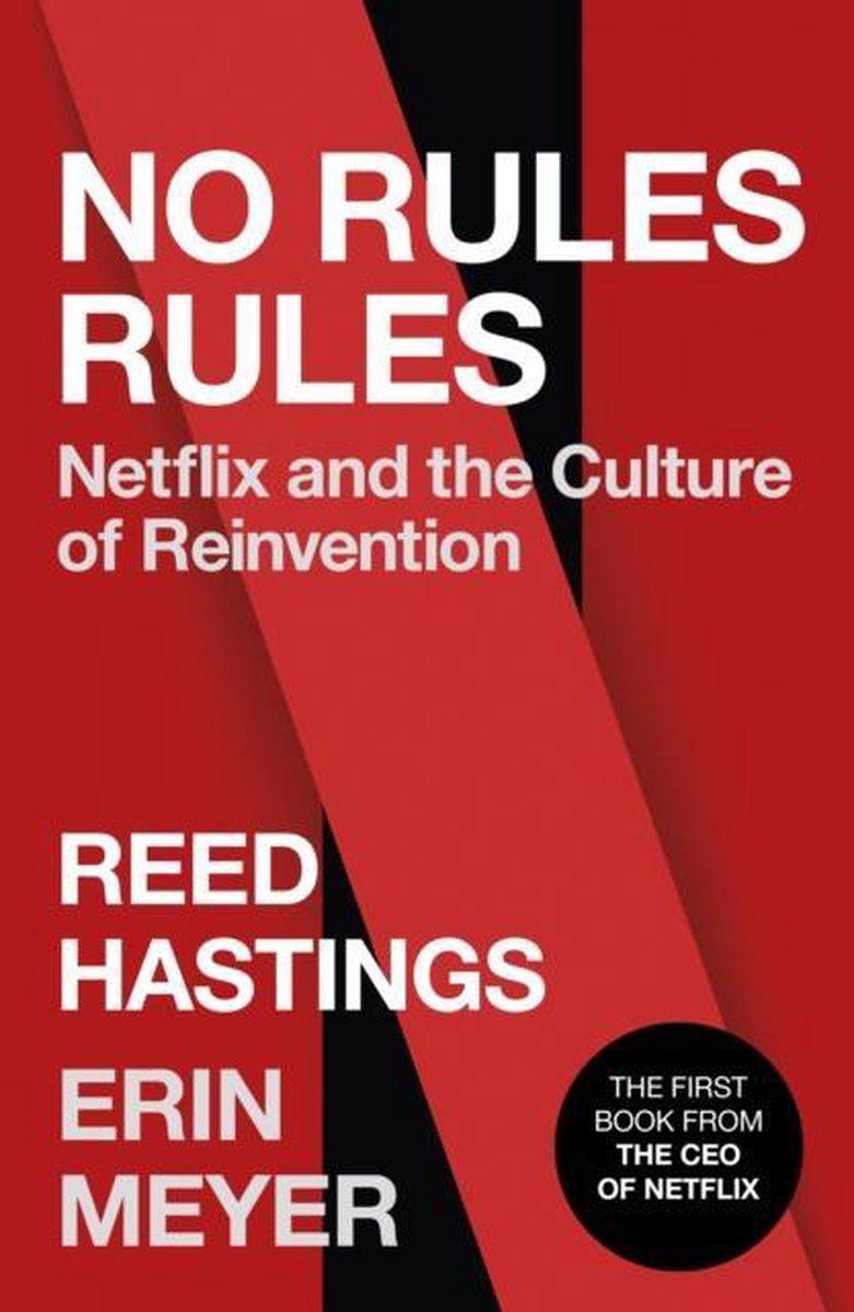 bol.com | No Rules Rules, Reed Hastings | 9780753553664 | Boeken