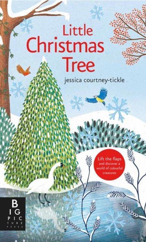Boek cover Little Christmas Tree van Ruth Symons (Hardcover)