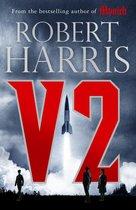 Boek cover V2 van Robert Harris (Paperback)