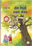 Boek AVI Start Leren Lezen met Kluitman de Hut van Das