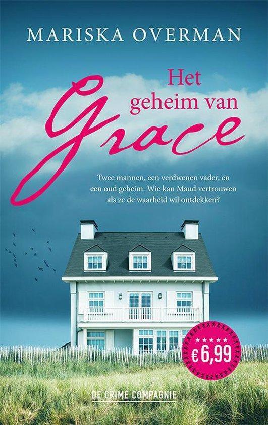Boek cover Het geheim van Grace van Mariska Overman