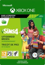 The Sims 4 Nifty Knitting - Add-on - Xbox One download