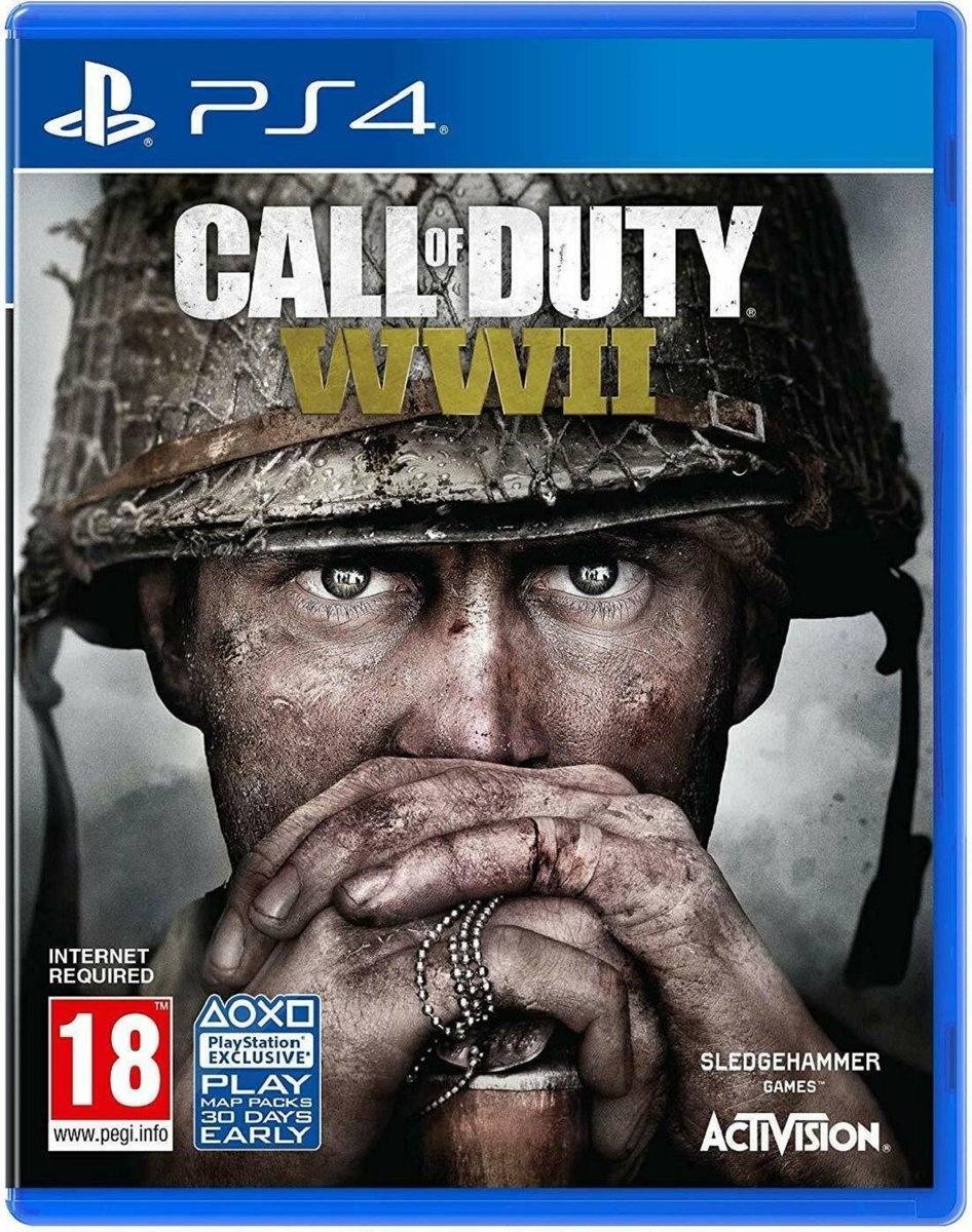 Call Of Duty: WWII - PS4 - Activision