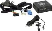 Bluetooth Adapter Peugeot 206/ 307/ 406/ 407/ 607/ 807 met ISO connector
