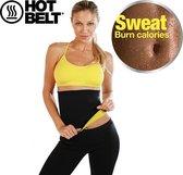 Hot Shapers Hot Belt Maat S afslankband - Slimming belt - saunaband