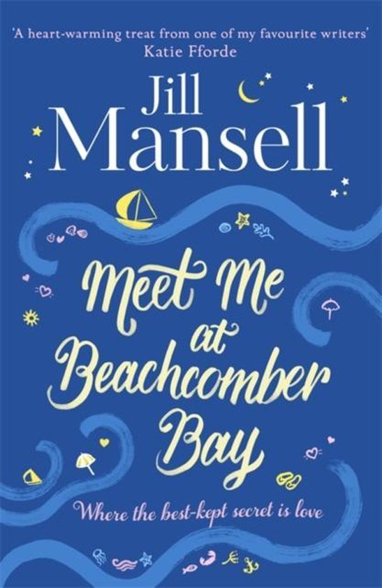Omslag van Meet Me at Beachcomber Bay