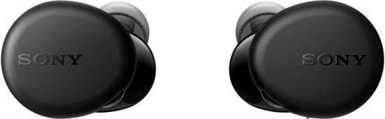 Sony WF-XB700 - Volledig draadloze oordopjes -  Zwart