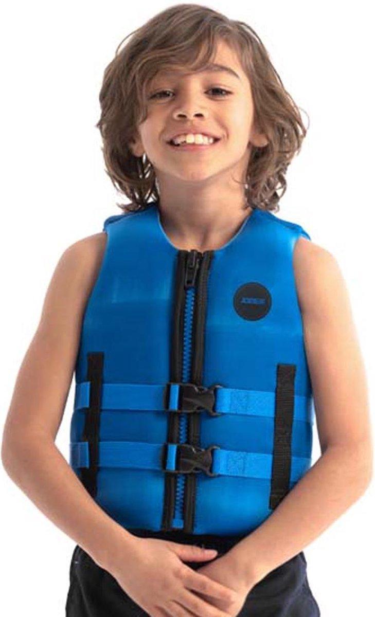 Jobe Neopreen Zwemvest Kinderen Blauw