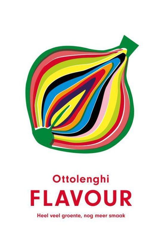 Boek cover Flavour van Yotam Ottolenghi (Hardcover)