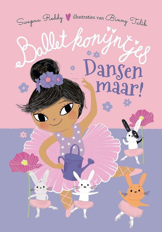 Balletkonijntjes 2 -   Dansen maar!