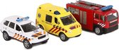 Afbeelding van 2-Play - Hulpdienstvoertuigen speelgoed