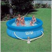 Intex - Easy set Zwembad - 305 x 76 cm - Opblaaszwembad