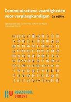 Communicatieve vaardigheden voor verpleegkundigen, 2e custom editie