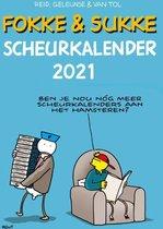 Afbeelding van Fokke & Sukke scheurkalender 2021