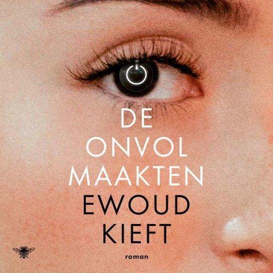 Boek cover De onvolmaakten van Ewoud Kieft (Onbekend)