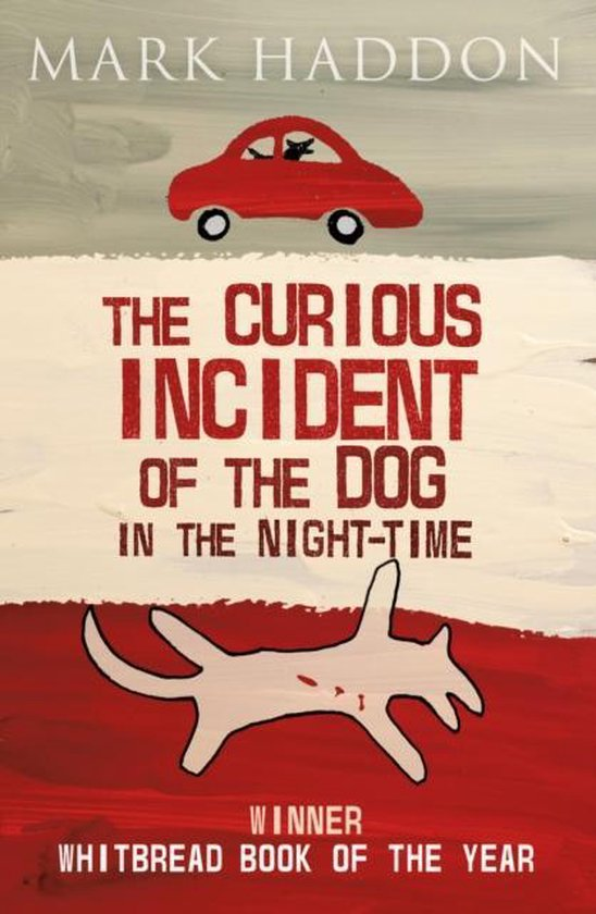 Boek cover Curious Incident of the Dog in the Night-Time van Mark Haddon (Onbekend)