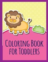 Coloring Book for Toddlers: Christmas Book Coloring Pages with Funny, Easy, and Relax