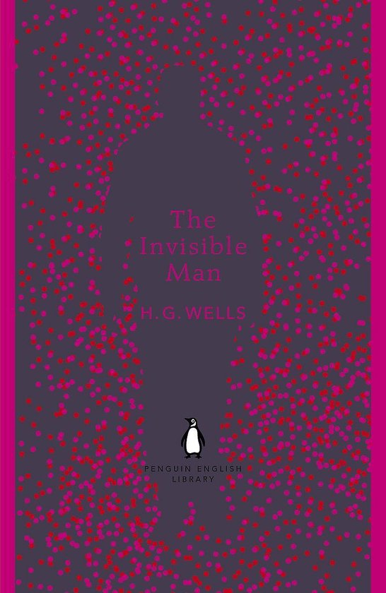 Boek cover The Invisible Man van H. G. Wells (Paperback)