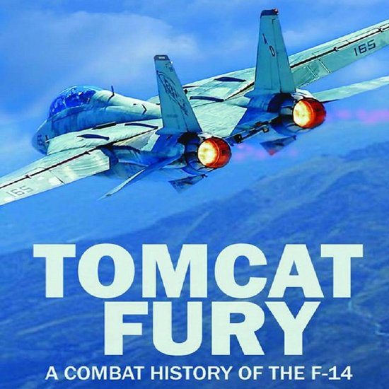 Boek cover Tomcat Fury van Mike Guardia (Onbekend)