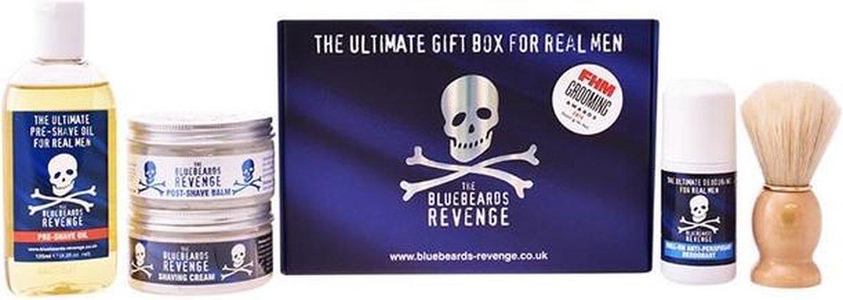 The Bluebeards Revenge Deluxe Kit Set 5 Pieces - The Bluebeards Revenge