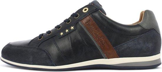 Pantofola d'Oro Roma Uomo Lage Donker Blauwe Heren Sneaker 45