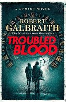 Boek cover Troubled Blood van Robert Galbraith (Onbekend)