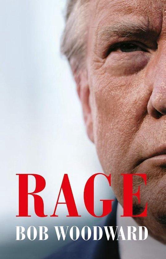 Boek cover Rage van Bob Woodward (Hardcover)
