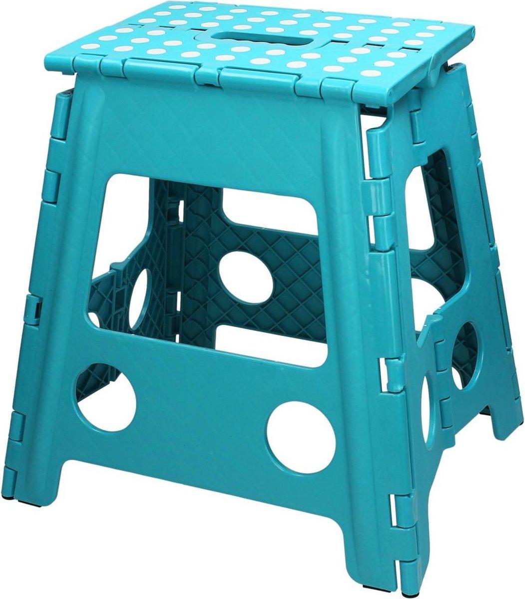 Qhp Opstapkrukje Step-up  - Turquoise