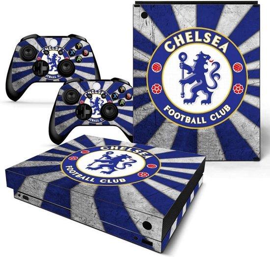 Chelsea Football Club – Xbox One X skin