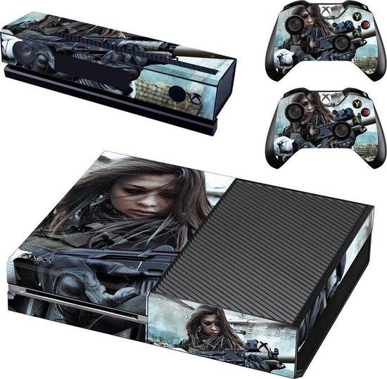 Armed Girl – Xbox One skin